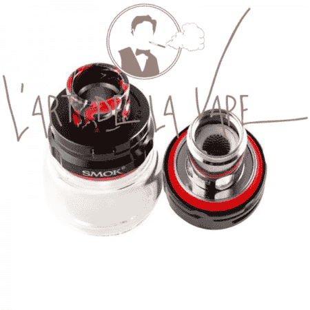 tfv16 smok gros nuage big cloud le retour du roi return of the king cloud chaser tank clearomiseur atomiseur ato subohm puissance vape ecig mesh sual mesh resistance resistances
