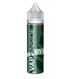 menthe noire vap'inside 40ml 60ml boostable nicotine eliquide france eliquid pav pret a vaper vape ecig cigarette electronique
